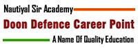 Doon Defence Career Point Logo